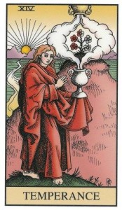 Maria profetissa Alchemical tarot